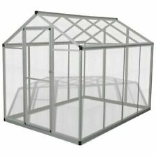 OnlineBestPrice Outdoor Aluminium Aviary