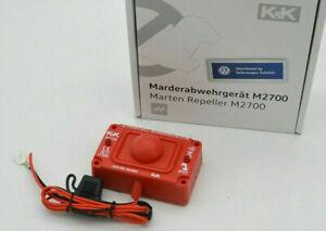 Volkswagen Mader-Abwehranlage M2700 Wasserdicht K&K 000054651A