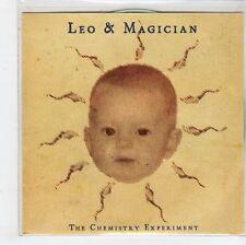 (GN318) Leo & Magician, The Chemistry Experiment - DJ CD