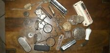 Antique vintage lot mix items , google, pins, & more. updated!!! 4/8 new items