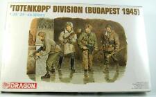 'TOTENKOPF' DIVISION (BUDAPEST 1945) DRAGON 6095  KIT 1/35