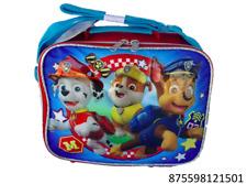 Paw Patrol Boys Insulated Lunch Box Pre School Bag Kids Children Shoulder Strap