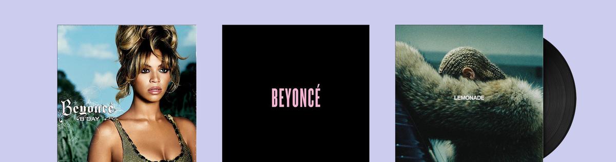 Beyonce on Vinyl