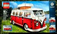 NEW LEGO VOLKSWAGEN T1 BUS CAMPER 10220 VW VAN Creator SEALED