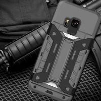 Shockproof Heavy Duty Rugged Slim Hybrid Armor Case For iPhone Samsung Phones