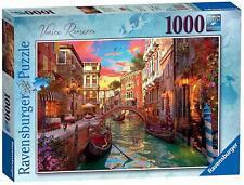 RAVENSBURGER PUZZLE*1000 TEILE*VENICE ROMANCE*RARITÄT*OVP