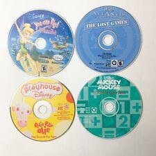 4 Disney PC Games