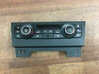 Bmw X1 E84 2011 2.0 18d SE xDrive Heater climate Control Panel 9248580