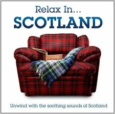 Relax In Scotland [CD]