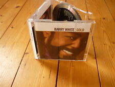 Barry White ‎- Gold 2CD / UNIVERSAL RECORDS 2008