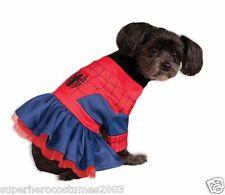 The Amazing Spider-Man Spider-Girl Marvel Comics Pet Dog Costume Medium 580067