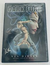 Dark Fury - The Chronicles of Riddick (Animated) - Dvd