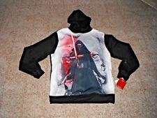 Disney Star Wars Hoodie Hooded Sweatshirt Size Medium New With Tags RV $50 NWT