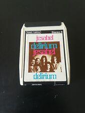 """Jesahel"" Delirium cassetta stereo 8 Fonit/Cetra"