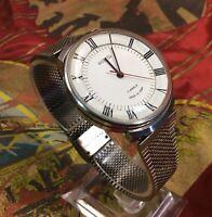 Rare Vintage Russian USSR ☭ VOSTOK  Big Dial Mechanical Watch 17 Jewels