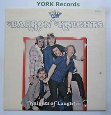BARRON KNIGHTS - Knights Of Laughter - Ex Con LP Record Penny Farthing PAGS 533