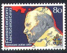 Liechtenstein 1983 Pope John Paul II 1v (n23655)