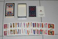 I 55 TAROCCHI DI ALAN - Modiano 1983 PERFETTO Tarot Carte cards