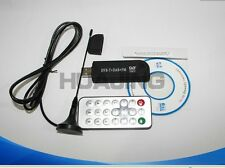 RTL2832U & R820T DVB-T RTL-SDR+DAB+FM USB Digital TV Tuner Receiver F.Laptop/ PC
