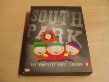 3-DISC DVD BOX / SOUTH PARK - SEIZOEN 1