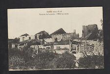 VEHO (54) VILLAS en Ruines en 1916