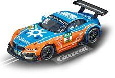 Carrera Digital 132 30744 BMW z4 gt3 schubert moteur sport no20 Blancpain 2014 Nouveau