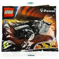 Lego Racers Shell V-Power Ferrari FXX Car Polybag Set 30195