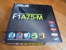 *BRAND NEW ASUS F1A75-M FM1 Micro ATX AMD Motherboard  AMD A75 (Hudson D3)