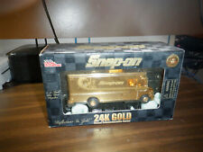 1999 SNAP-ON 24K GOLD PLATED RACING CHAMPIONS LIMITED EDITION 1 of 1500