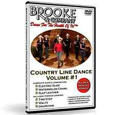 Country Line Dance Volume #1 - Beginning Line Dance Lessons .