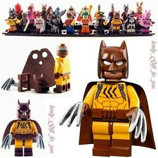 LEGO Minifigures Batman The Movie | 71017 Collectible Opened Pack No: 16 Catman