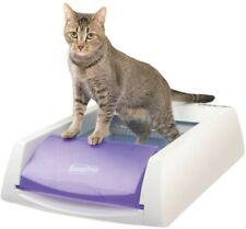 New listing PetSafe ScoopFree Original Self-cleaning Cat Litter Box Pal00 14242