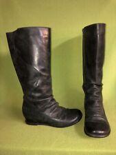 Black Miz Mooz Berdine Boots 9.5 40.5