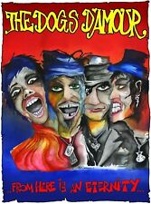 The DOGS D'AMOUR -... from here is an eternity... 2 DVD NUOVO