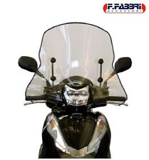 FABBRI ACCESSORI PARABREZZA TUV HONDA SH 300 2016 TRANSPARENT SCREEN SCOOTER