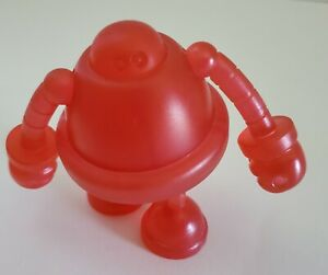 """Glyos Onell Design Gobon Action Figure Rare Red Gendrone PVC 3"""""""