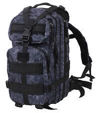 Medium Transport Pack Military Backpack Blue Digital Camo Rothco 2524