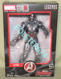 """ULTRON Marvel Legends First 10 Years Studio 6"""" Action Figure Avengers Age of"""