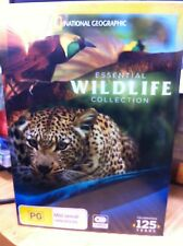 National Geographic - Essential Wildlife Collection ( 3 DISC BOX SET ) BRAND NEW