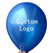 500pcs 10 inch Custom Printed Latex Balloon for Advertising Promotion