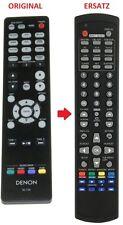 Ersatz Fernbedienung passend für Denon AVR-X2000 und AVR-X2100
