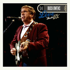 Buck Owens : Live from Austin, Tx CD (2017) ***NEW***
