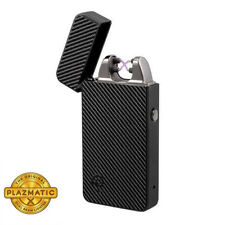 USB Rechargeable Electric Plasma Lighter -Official Plazmatic® X(Carbon Darkness)
