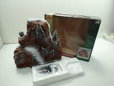 Lemax Coventry Cove Mountain Backdrop w/Trees Display Piece Accent Landscape '98