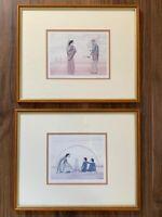 Ioyan Mani  Maxine Noel Signed Framed Prints