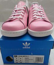 Girls Adidas Shoes, Stan Smith Adidas Boots, Adidas Smith  - Size UK 4.5 Junior