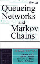 Queueing Networks and Markov Chains: Modeling and Performance Evaluation with Co