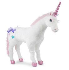 Jumbo Large Stuffed Plush Unicorn by Melissa and Doug New