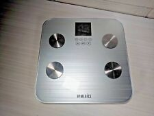 HoMedics SC-531 Body Analyzers Bath Scale Estimates Body Fat EXCELLENT SHAPE