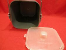 New listing Toastmaster Bread Maker Machine 1170X Replacement Parts: Loaf Pan & Lid/Cover